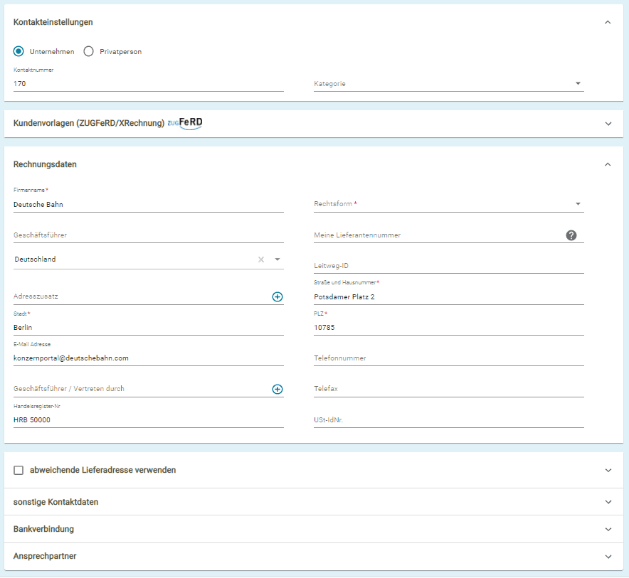 zoom delivery page